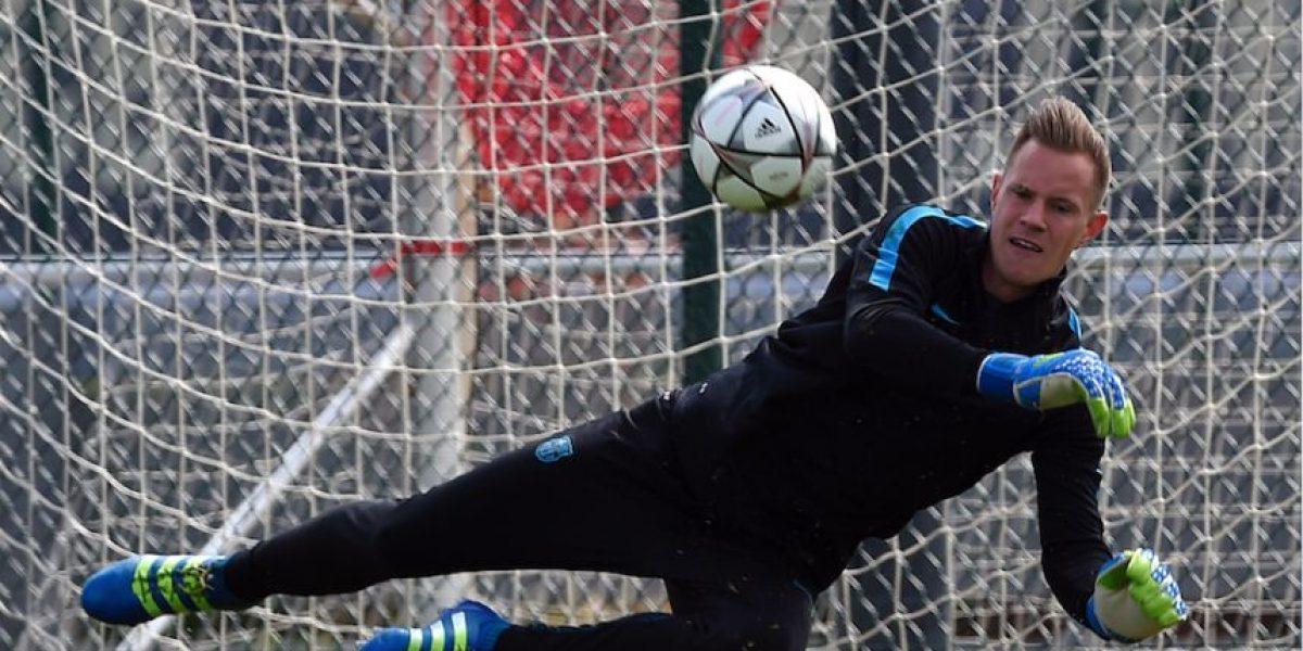 Esta condición le impone el Barça a Ter Stegen para dejarlo ir