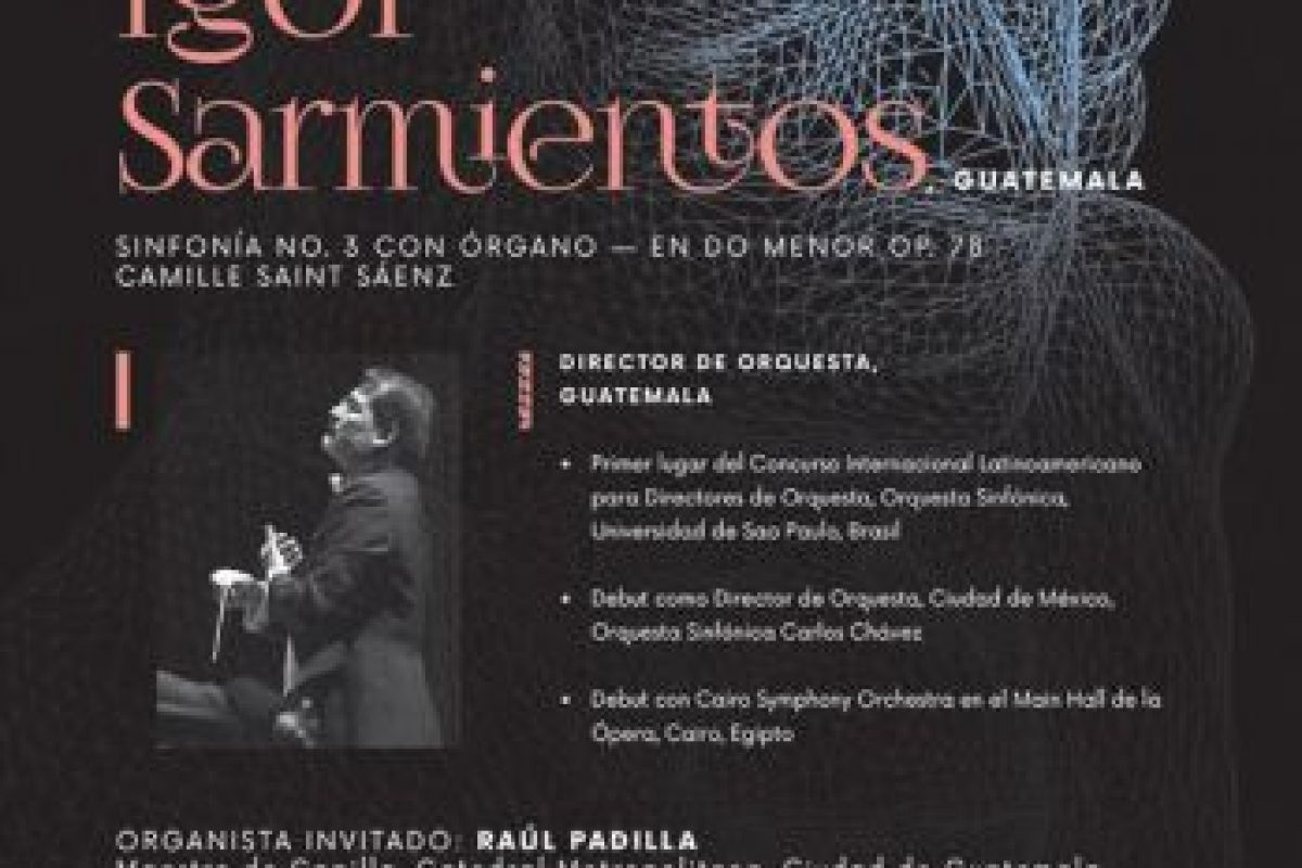 Foto:Orquesta Sinfónica Nacional