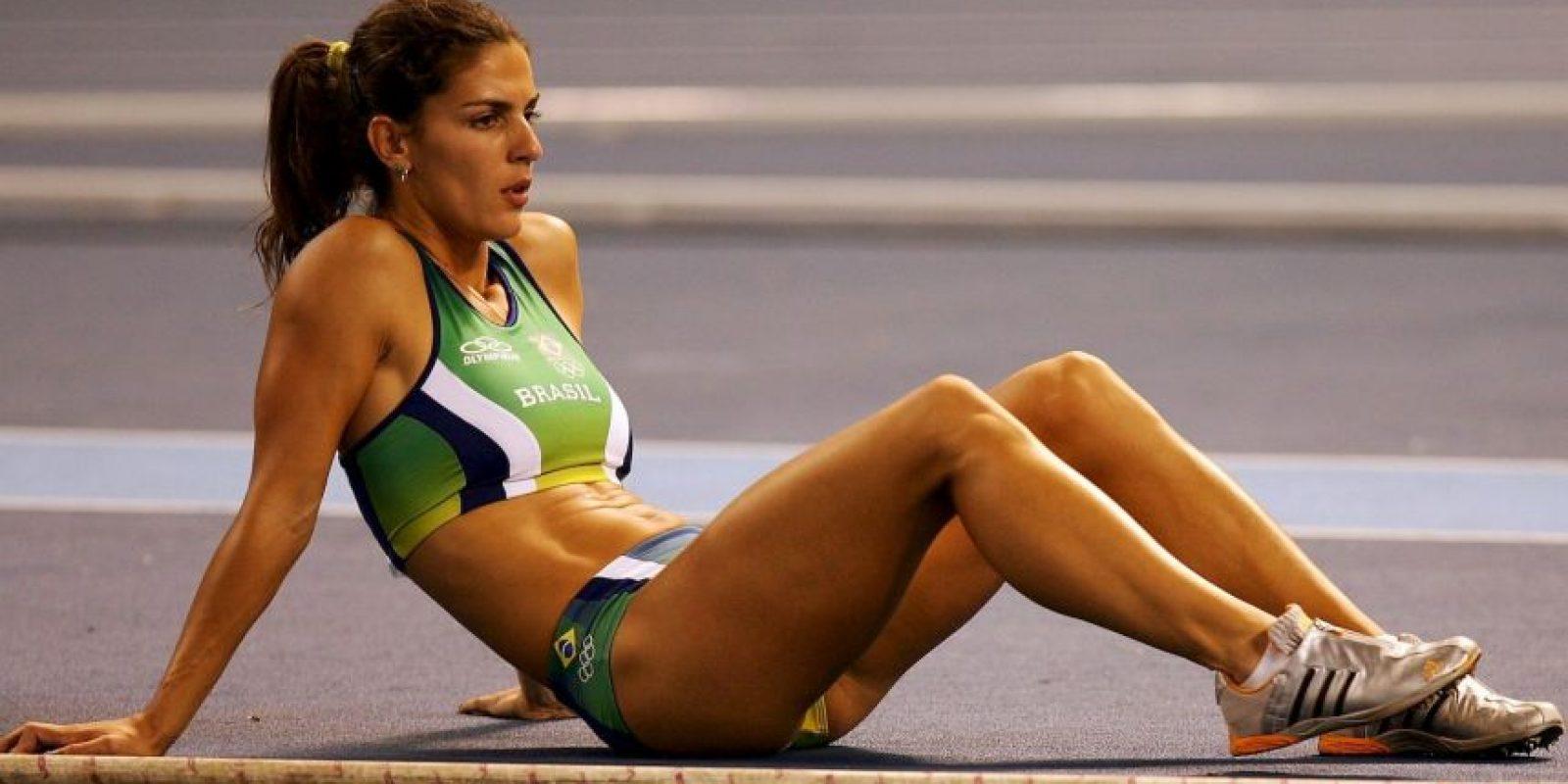 Joana Costa pensaba formar parte del staff de Río 2016 como voluntaria Foto:Getty Images