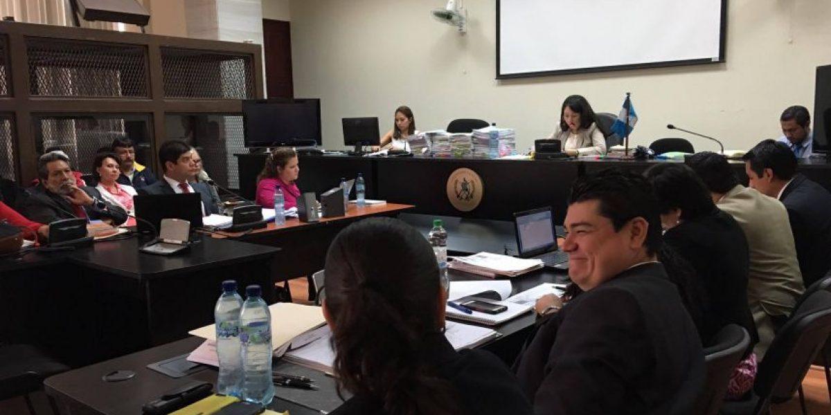 Jueza Aifán comienza su trabajo al frente del Juzgado de Mayor Riesgo D