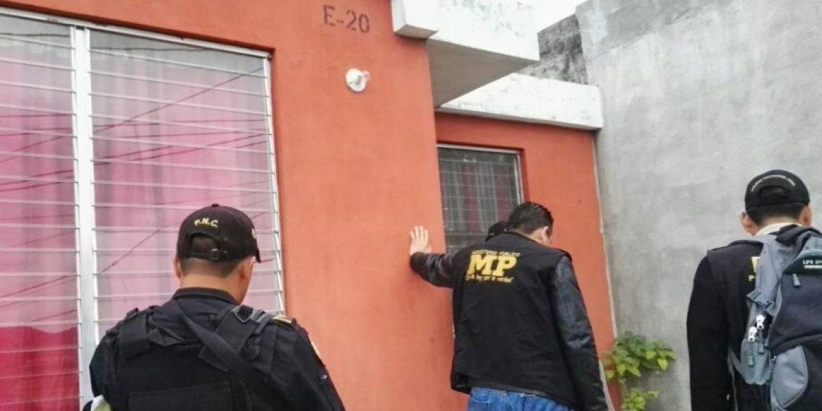 Sindicados de lavado de dinero por medio de remesas son capturados en Guatemala y Escuintla