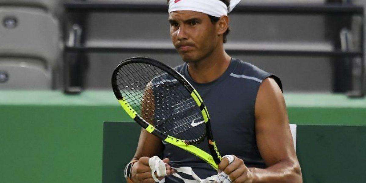 Rafael Nadal disputará individual y dos dobles en Rio 2016