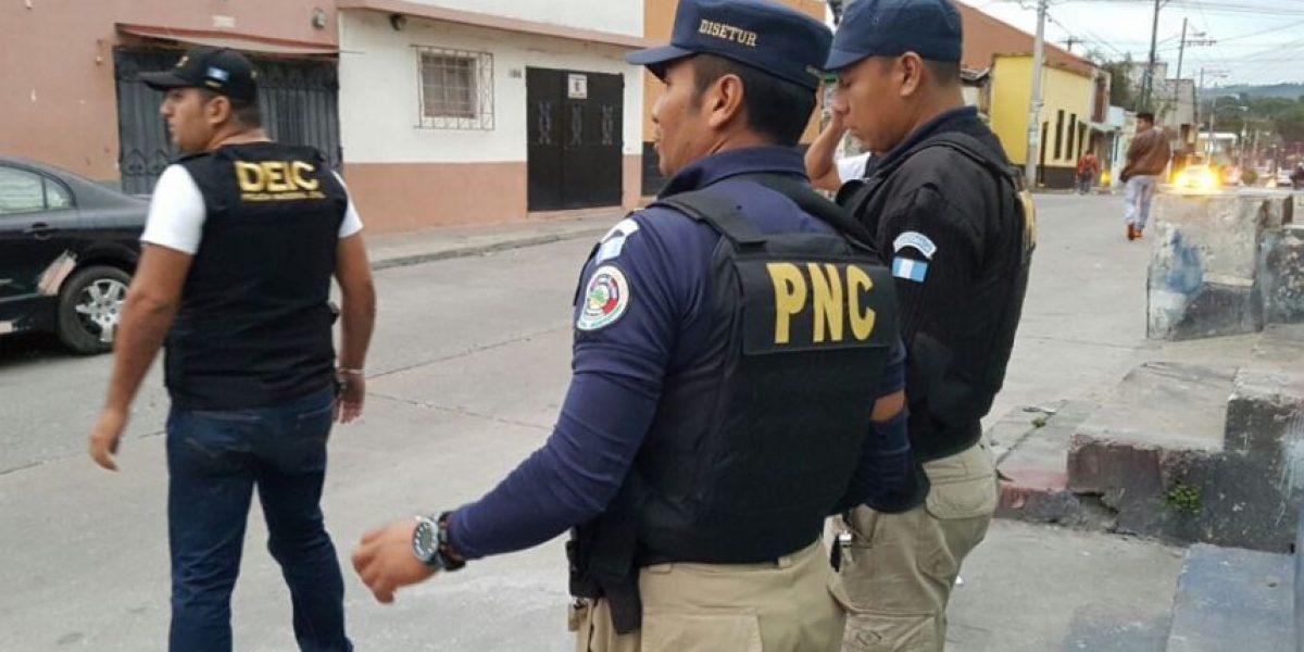 Lanzan #OperativoAgostino contra asaltantes de turistas extranjeros en ruta a El Salvador