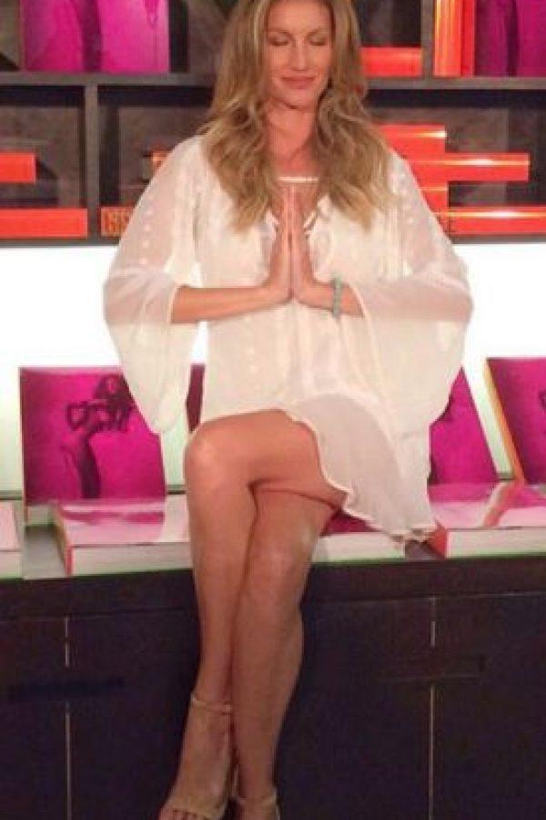 Las mejores imágenes de las redes sociales de Lilian García Foto:Vía instagram.com/liliangarcia8