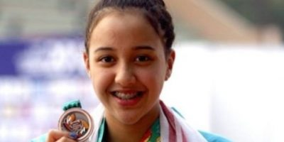 Participará en 100 metros en espalda Foto:rio2016.com