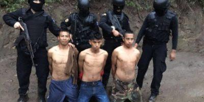 Capturan a tres hombres señalados del secuestro de un niño de 6 años