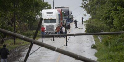 """""""Earl"""" ha dejado más de 400 afectados en Petén"""