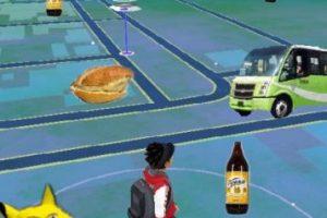 Cervezas y un triste sistema de transporte. Foto:vía Twitter