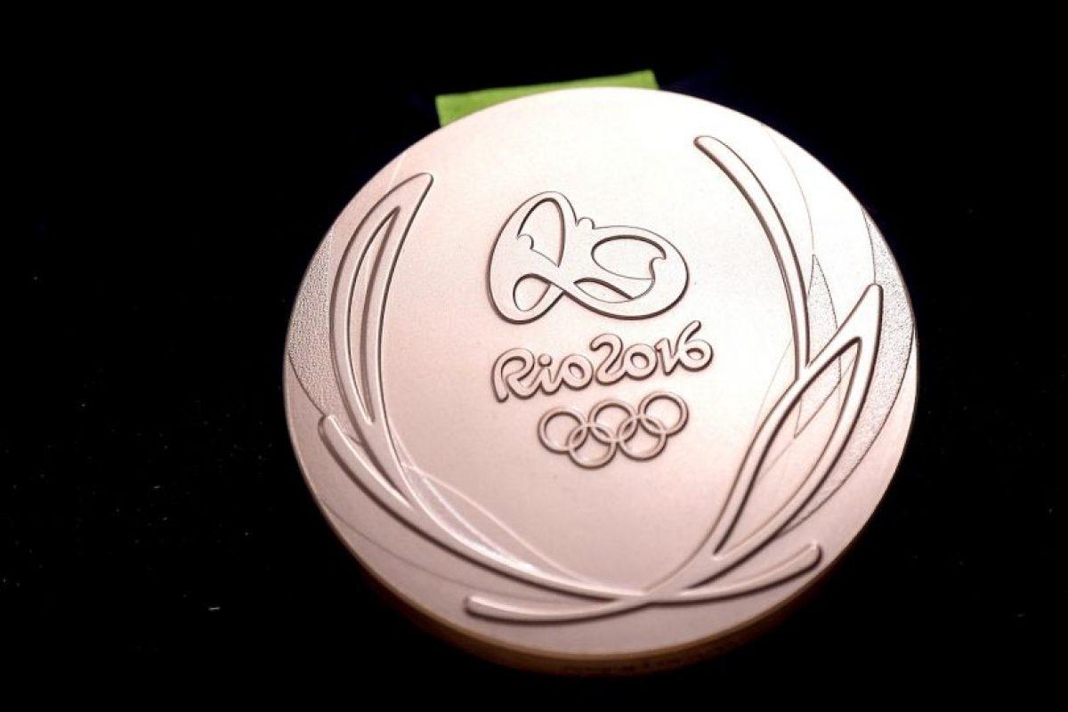 El concepto seguido es la relación entre la fuerza del héroe olímpico y las fuerzas de la naturaleza, donde el símbolo es la hoja de laurel Foto:Getty Images