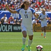 Alex Morgan (Fútbol / Estados Unidos) Foto:Instagram