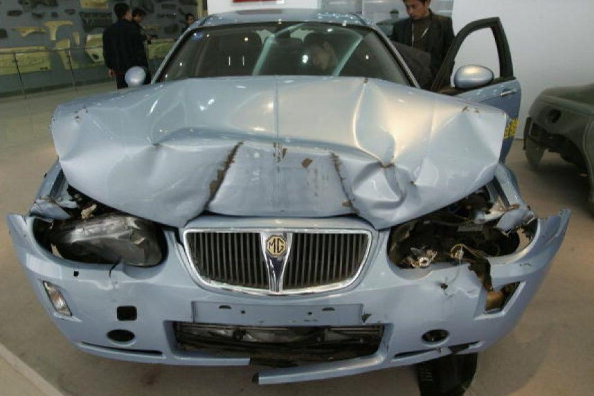 Más del 90% de las muertes causadas por accidentes de tránsito se producen en los países de ingresos bajos y medianos Foto:Getty Images