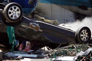 Los accidentes de tránsito cuestan a los países aproximadamente un 3% de su producto interior bruto Foto:Getty Images