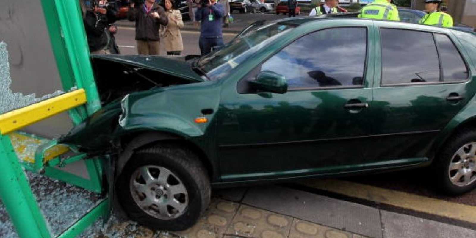 El 48% de las muertes que se producen en mundo por accidentes de tránsito ocurren en personas de entre 15 y 44 años. Foto:Getty Images