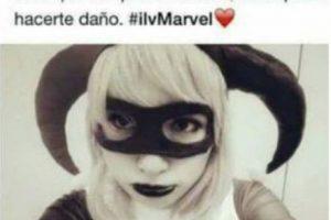Algunas creen que el personaje es de Marvel. Foto:vía Twitter