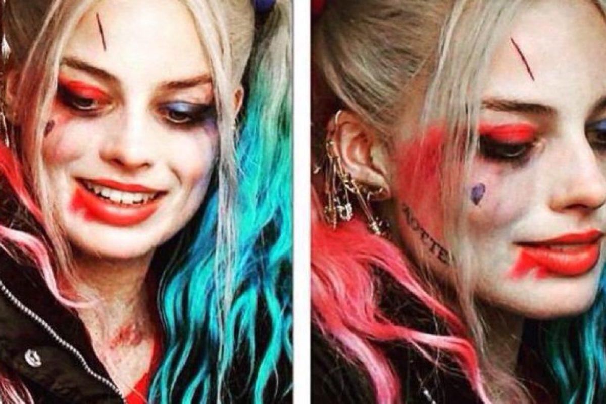 """Ya se ha visto el furor que ha causado el personaje interpretado por Margot Robbie en """"Suicide Squad"""". Foto:vía Warner Bros"""