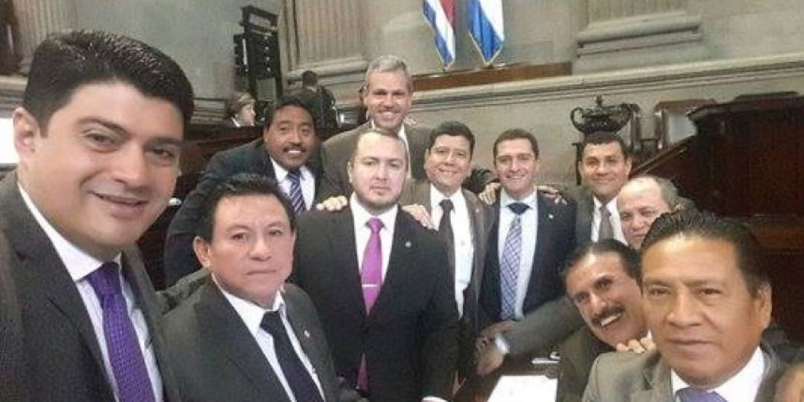 Foto:Facebook Bancada TODOS