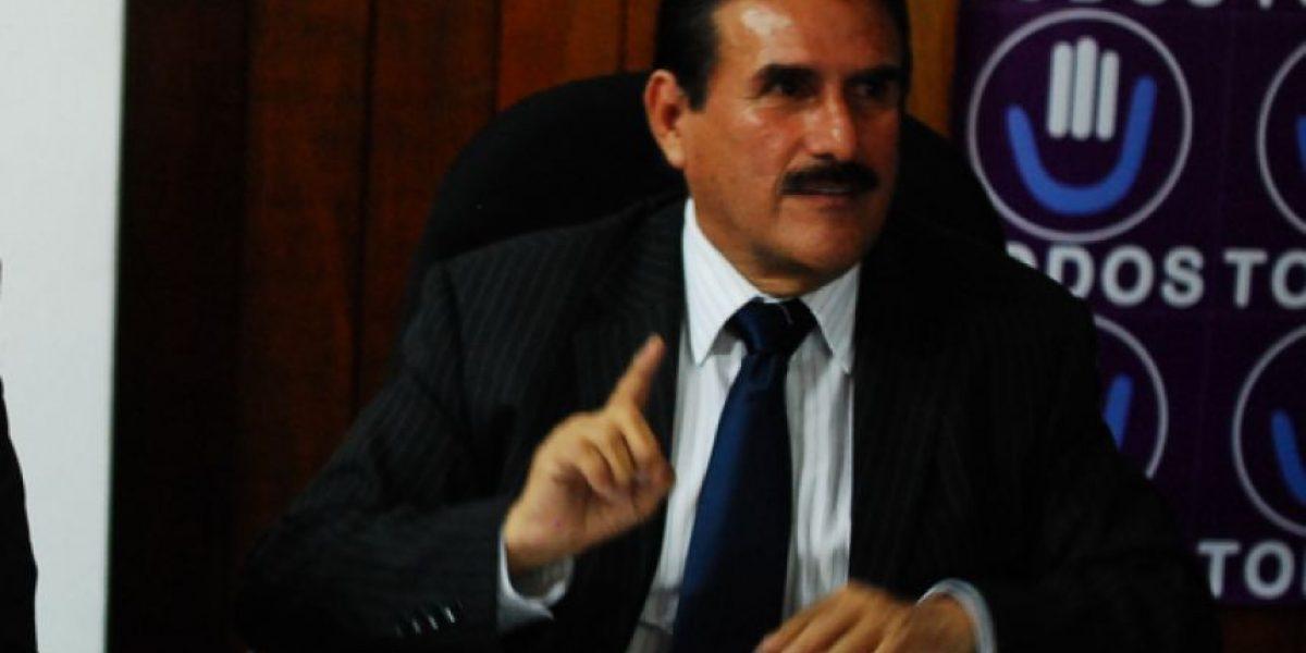 Presentan solicitud de antejuicio contra diputado Roberto Kestler por caso Negociantes de la Salud