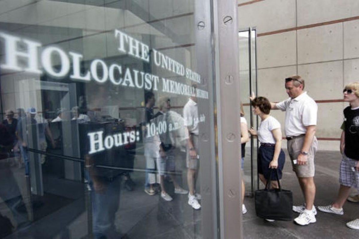 Sitios para recordar el Holocausto Foto:AP