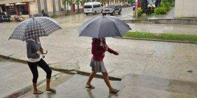 Earl se degrada a tormenta tropical pero continúan las lluvias y el viento en Guatemala
