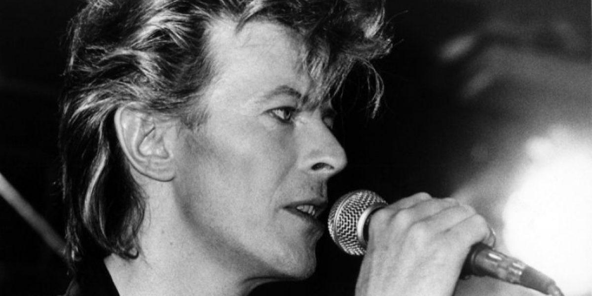 Último disco de David Bowie compite por premio Mercury