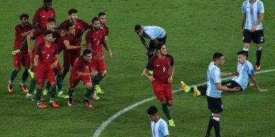 Portugal amarga el debut de Argentina en Rio 2016