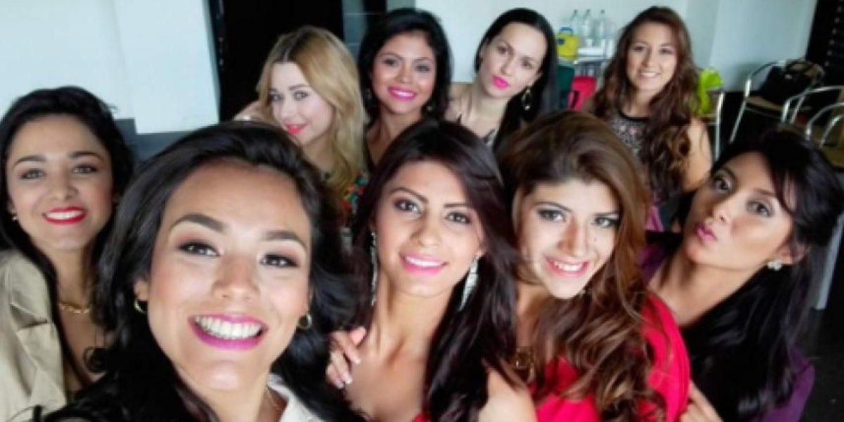 Ellas son las 3 candidatas más guapas de Miss Universe Guatemala 2016
