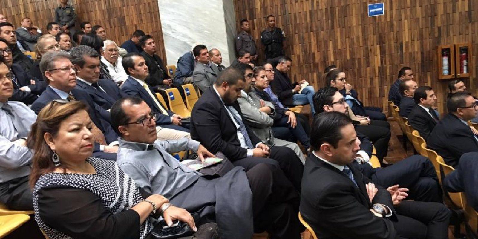 Audiencia Foto:Oliver de Ros