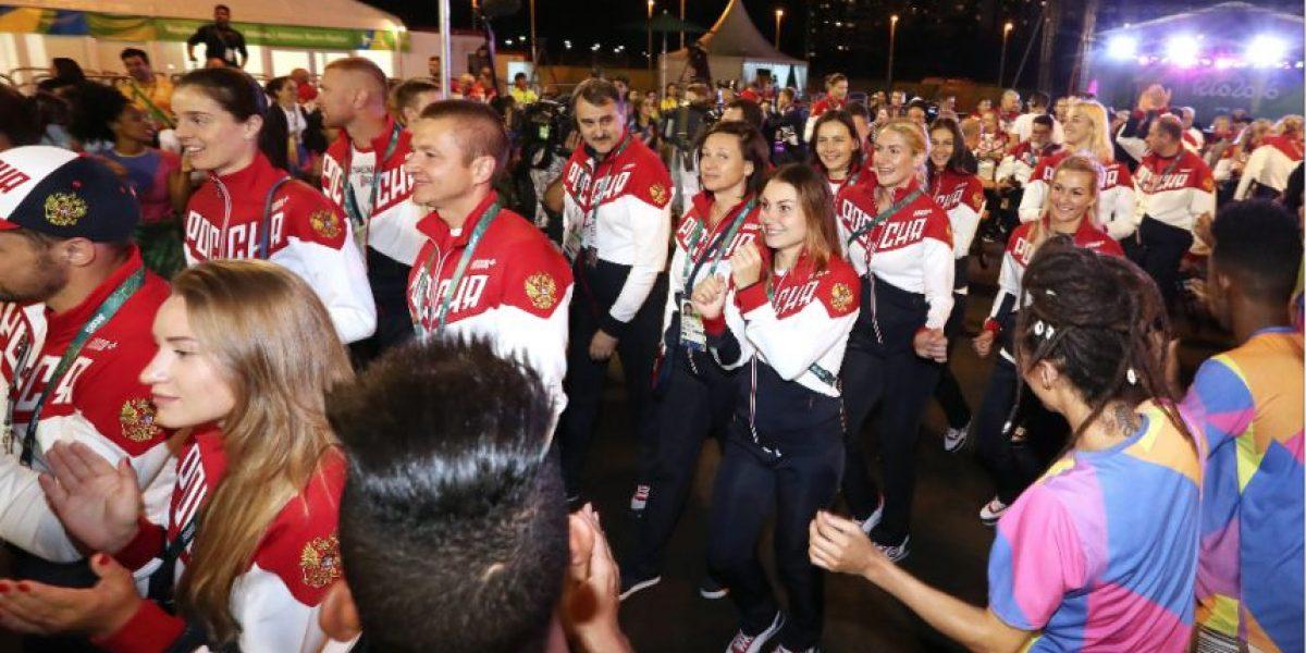 El COI le da luz verde a Rusia para competir en los Juegos Olímpicos
