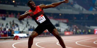 7. Usain Bolt: 30 millones de dólares (Atletismo / Jamaica) Foto:Getty Images