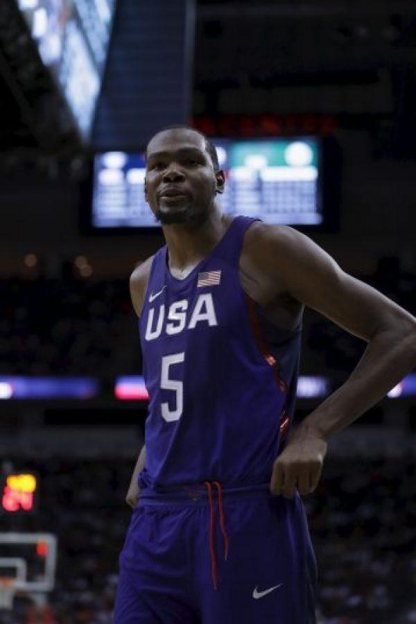 Kevin Durant: 56.2 millones de dólares (Baloncesto / Estados Unidos) Foto:Getty Images