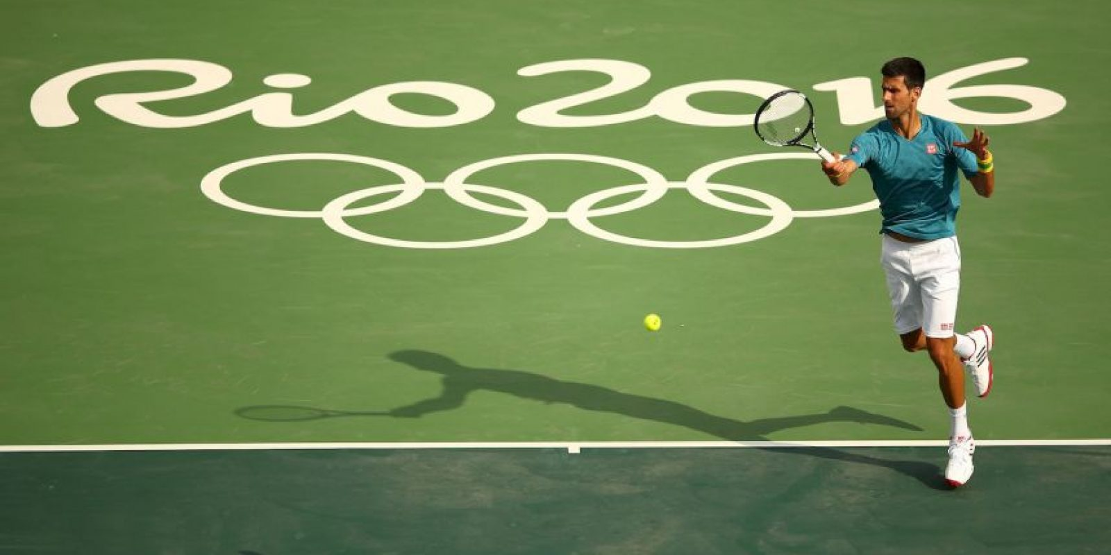 2. Novak Djokovic: 55.8 millons de dólares (Tenis / Serbia) Foto:Getty Images