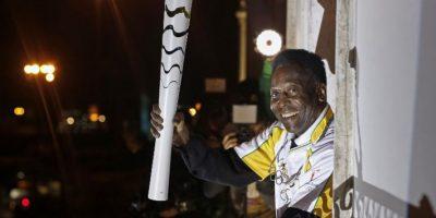 Pelé no encenderá el pebetero olímpico de Rio 2016
