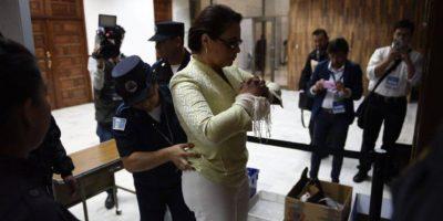 Se acerca el juicio para que una lujosa vivienda que habitó Roxana Baldetti pase al Estado