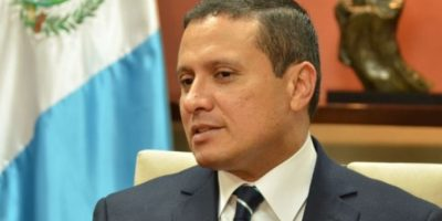 Ministro de Relaciones Exteriores de Guatemala se encuentra de visita oficial en Taiwán