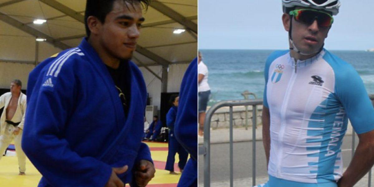 Ciclismo y judo serán las primeras pruebas para Guatemala en Rio
