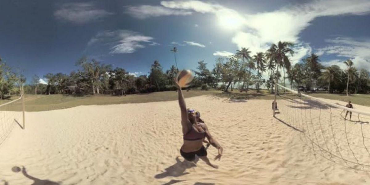"""""""Vanatu Dreams"""", el filme en 360 grados del sueño de vóley de playa en #Rio2016"""