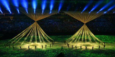 Así fue la inauguración de los Juegos Olímpicos de Rio 2016
