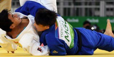 Judoka José Ramos es el primer eliminado de Rio 2016