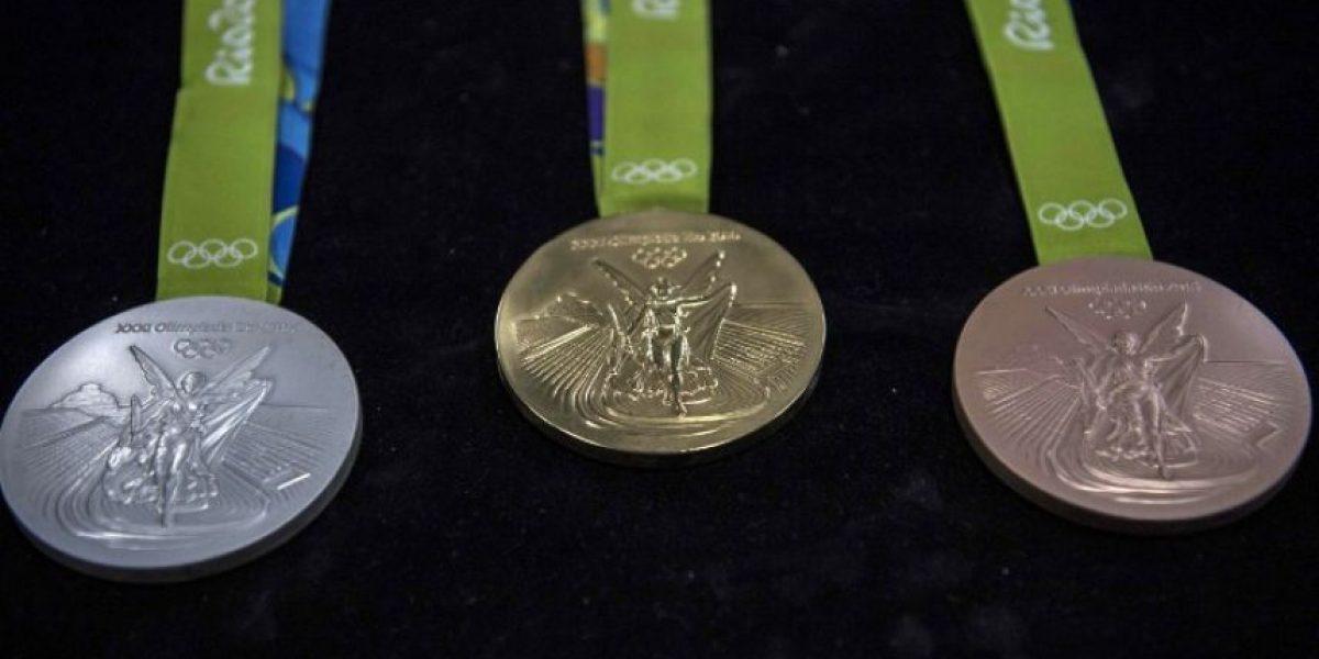 Medallero de los Juegos Olímpicos Rio 2016