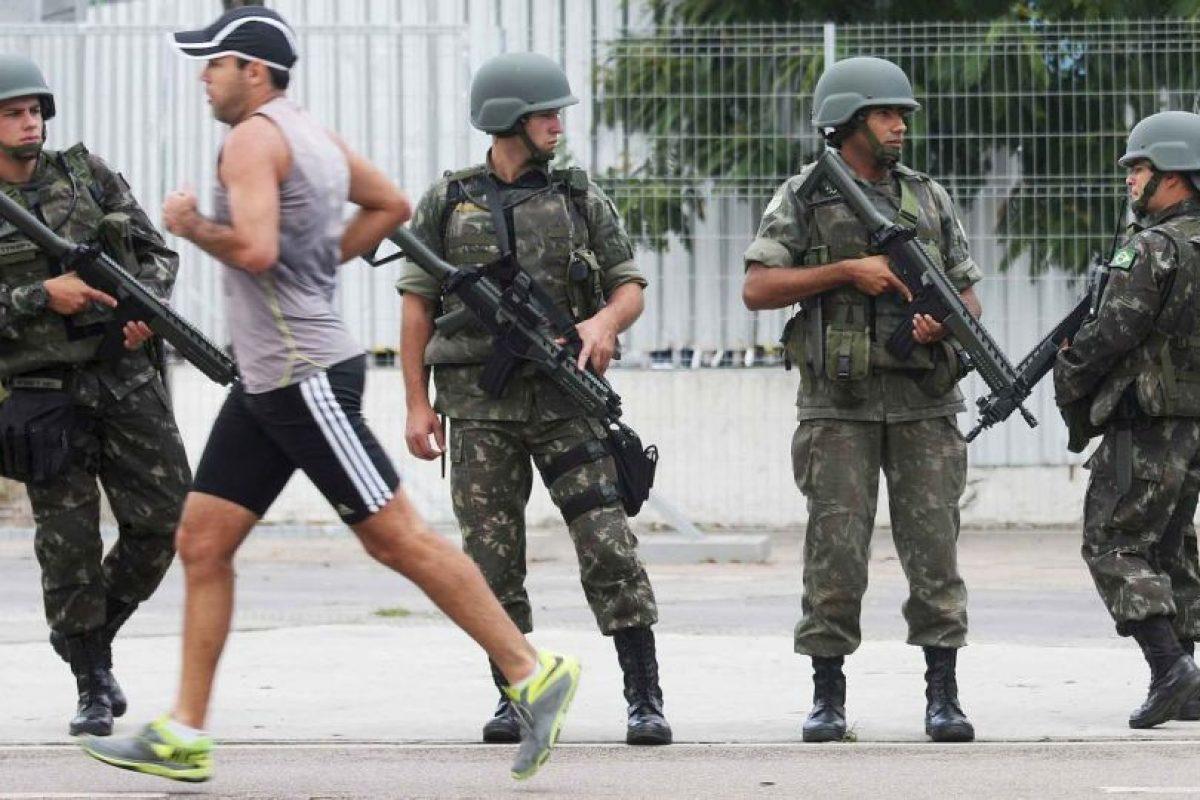 La seguridad ha sido una de las grandes preocupaciones de la organización Foto:Getty Images