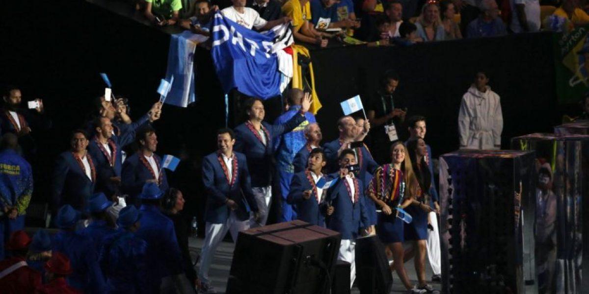 Así ha sido la participación de los atletas guatemaltecos en Rio 2016