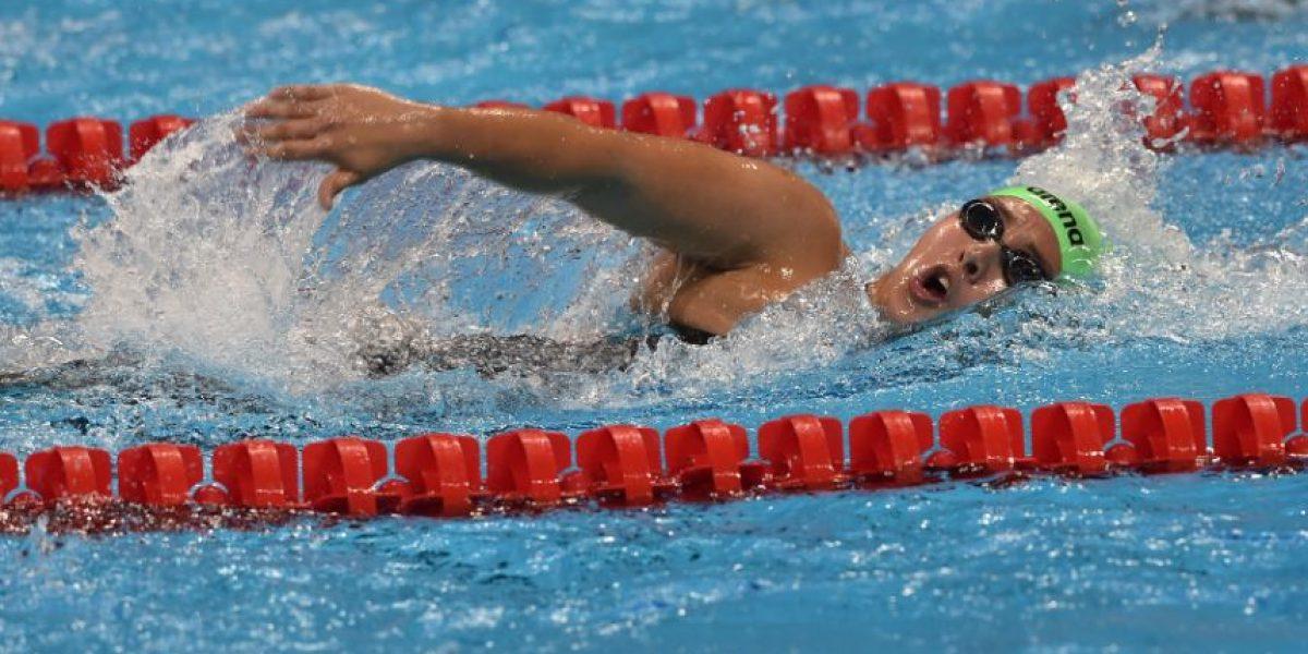 Así fue la primera prueba de la guatemalteca Valerie Gruest en Rio