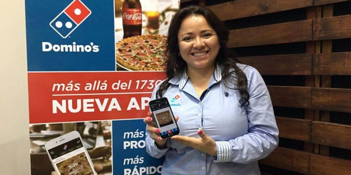 Pide tu pizza favorita con la nueva App y obtén promociones exclusivas