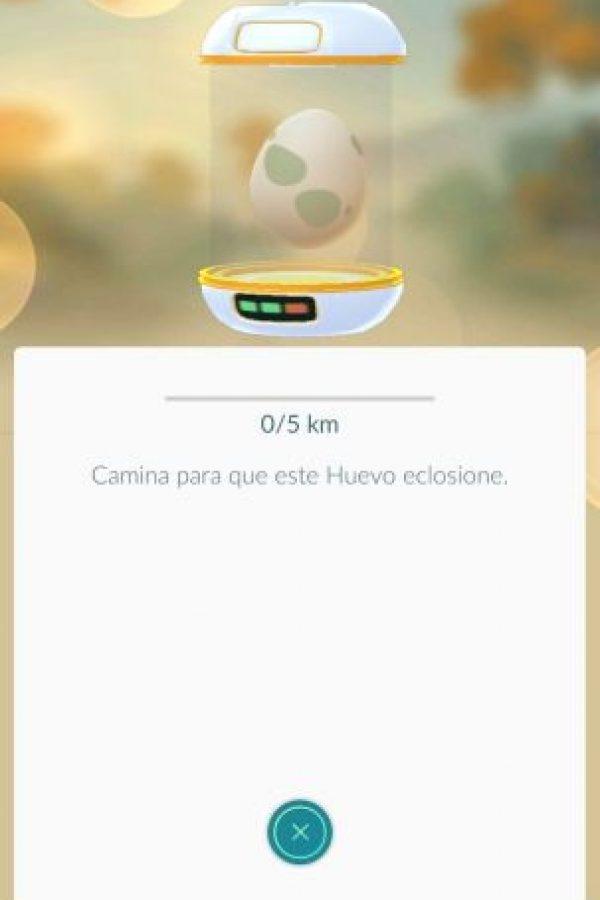 Recuerden que perderán todos sus huevos. Foto:Pokémon Go