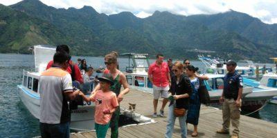 En nueve días, turistas salvadoreños le dejaron al país Q100 millones