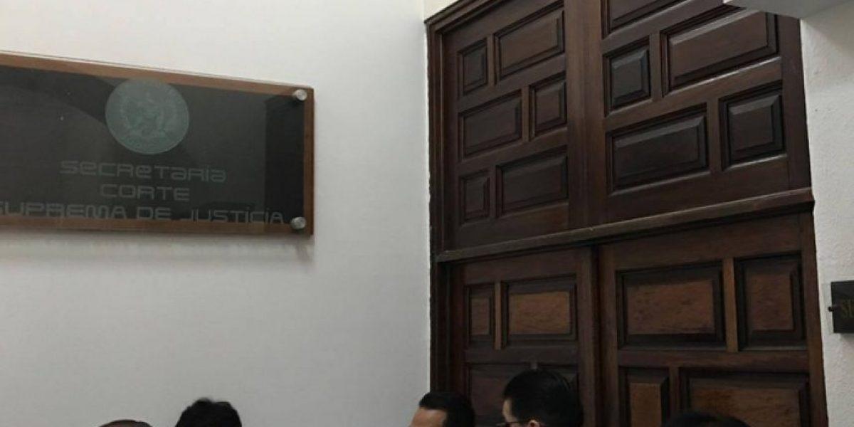 Suspenden juicio para quitar residencia a Baldetti