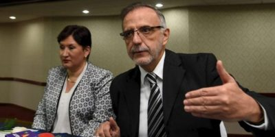 CICIG insta a seguir luchando contra la impunidad y corrupción