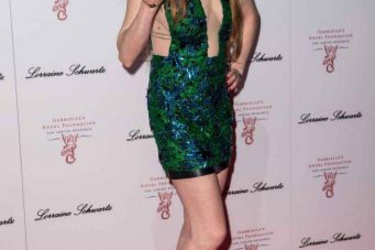 Así se ha visto la celebridad en las alfombras rojas Foto:Getty Images