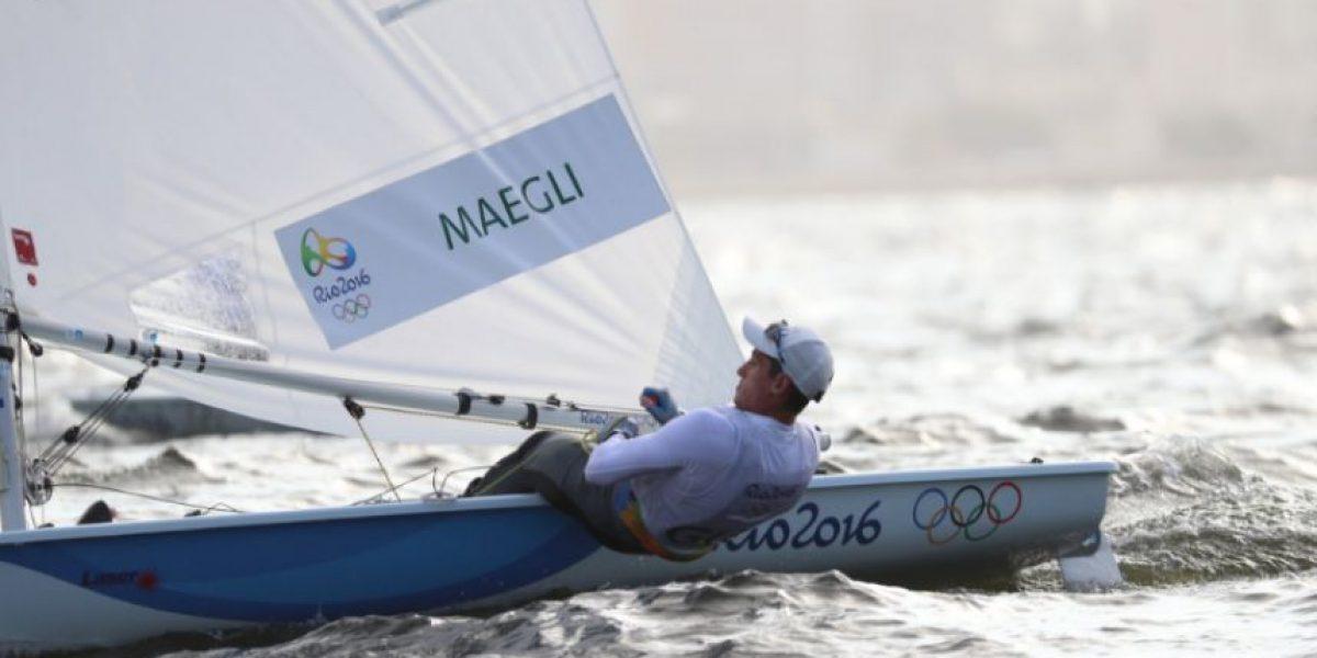 Así fue el primer día de competencia de Juan Ignacio Maegli en Rio 2016
