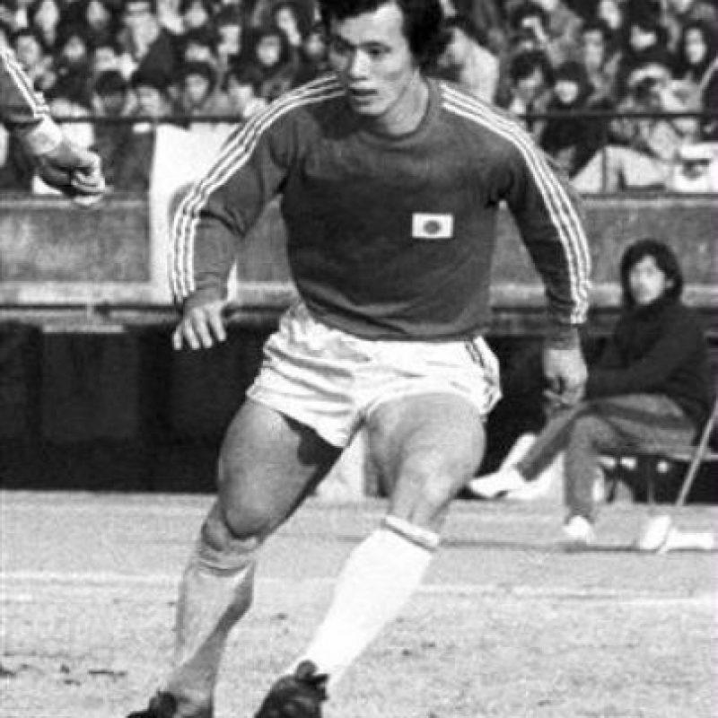 Ciudad de México 1968: Kunishige Kamamoto (Japón) – 7 goles, 6 partidos Foto:Getty Images